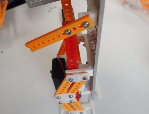 【ロボット教室日誌】飯田橋校Advancedコース「二足歩行ロボットを作ろう!」