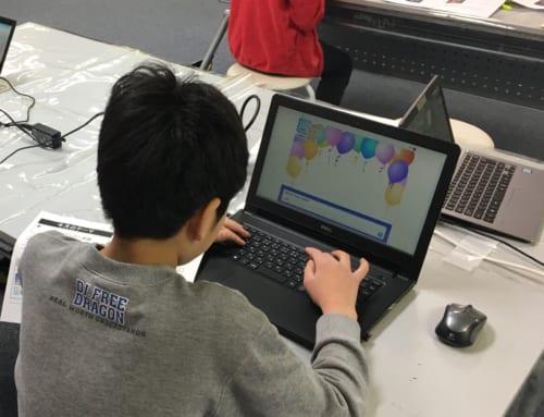 【ロボット教室日誌】大阪校Smartコース「スクラッチを使って プログラミングに挑戦」
