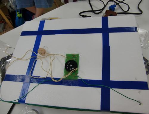 【ロボット教室日誌】大阪校Smartコース「電子工作入門ゲルマニウムラジオを作ろう」