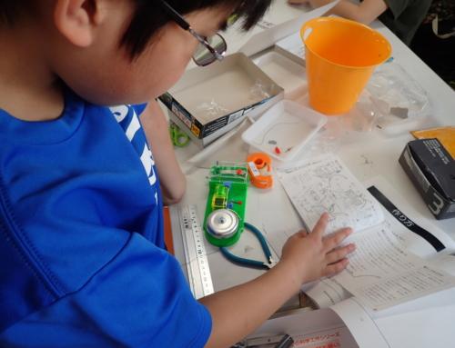 【ロボット教室日誌】「コイルと電池で電磁石をつくろう!」を実施しました【飯田橋校Advancedコース】