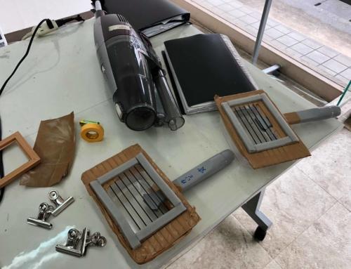 【ロボット教室日誌】那覇校Process Materialコース「バキュームフォーム」
