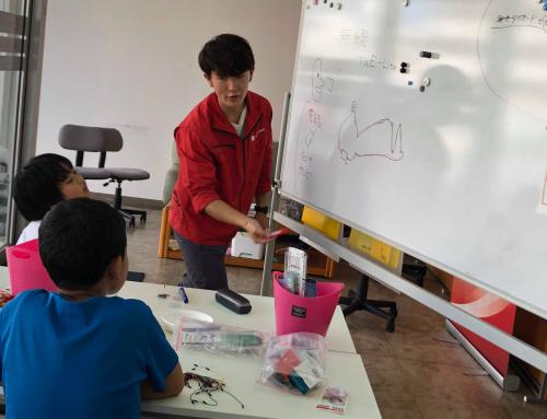 【ロボット教室日誌】那覇校Roboticsコース「無線通信」_スタートアップ